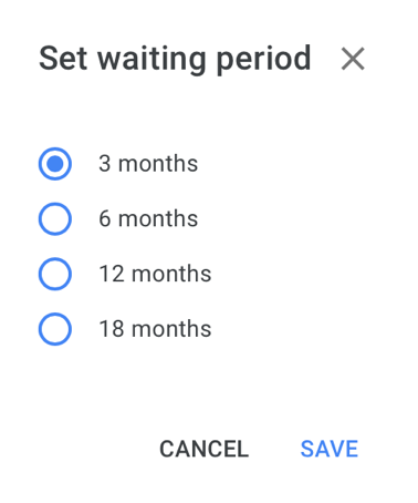 google legacy features